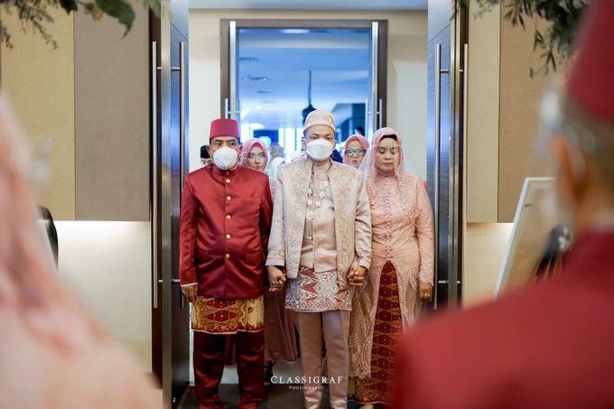 The Wedding of Nurul & Qodri at Horison Hotel by Decor Everywhere - 011