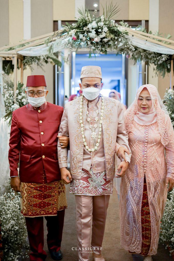 The Wedding of Nurul & Qodri at Horison Hotel by Decor Everywhere - 014