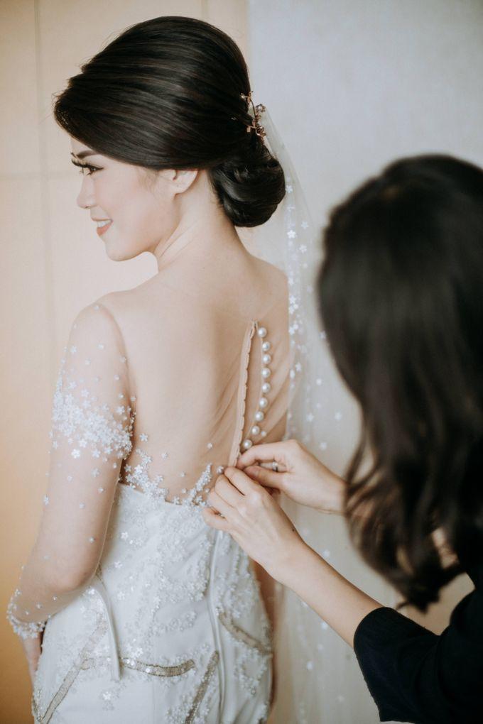 Raymond & Vanie Wedding Day by Keyva Photography - 014
