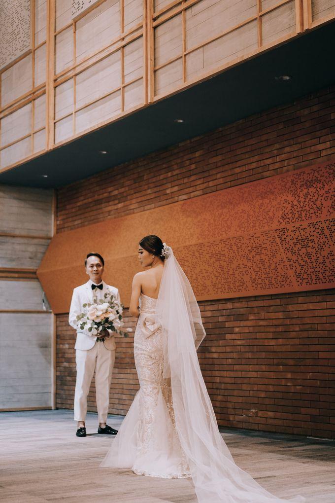 Gaya Pernikahan ala Korea by Manuela Putri Design & Collection - 018