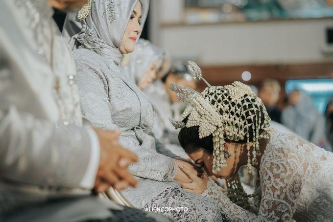 GEDUNG ANTAM WEDDING OF WINNIE & ANAS by alienco photography - 009