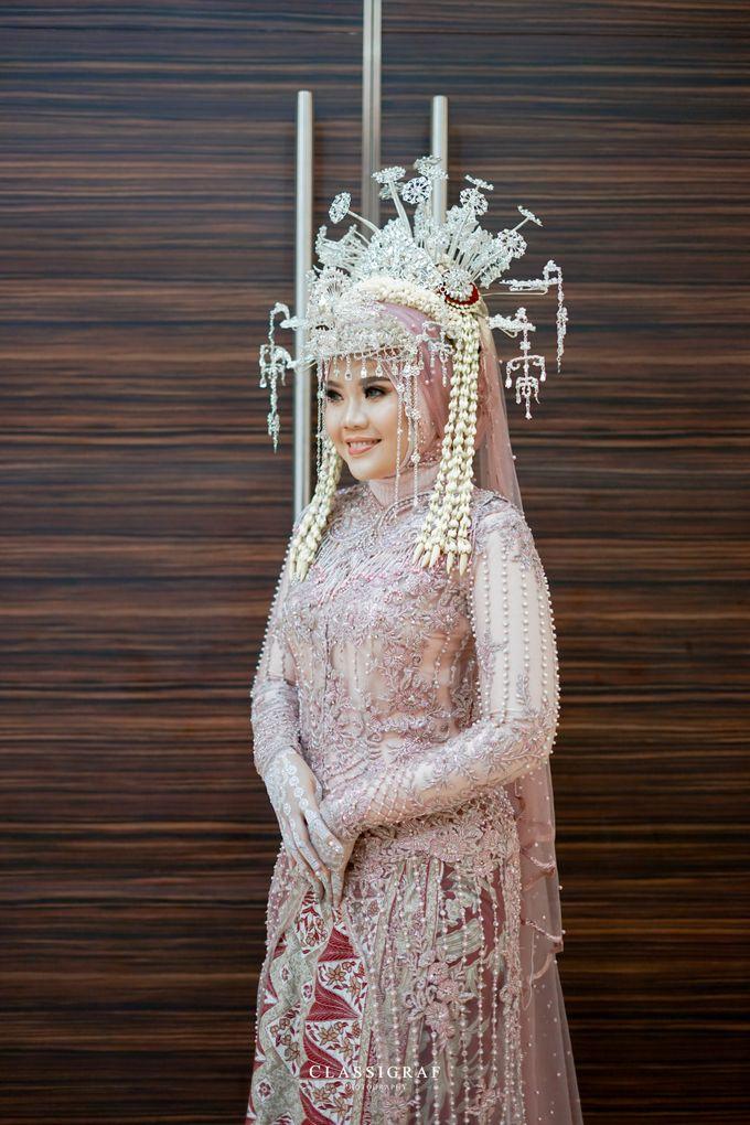 The Wedding of Nurul & Qodri at Horison Hotel by Decor Everywhere - 016