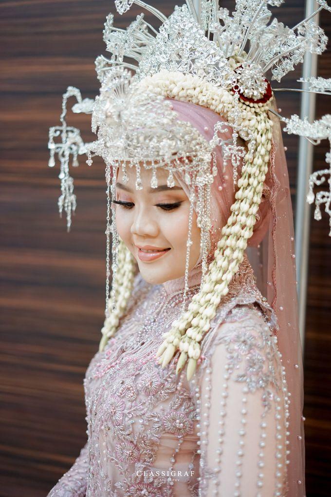 The Wedding of Nurul & Qodri at Horison Hotel by Decor Everywhere - 015