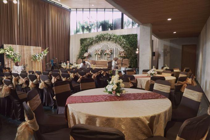 The Wedding Kevin & Itsna by AVIARY Bintaro - 001