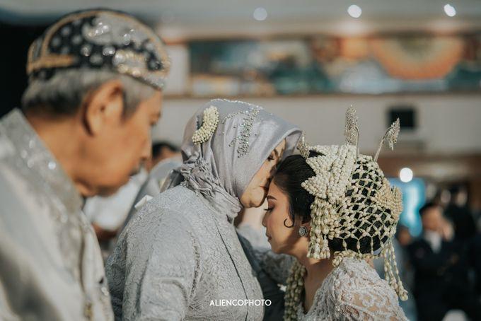 GEDUNG ANTAM WEDDING OF WINNIE & ANAS by alienco photography - 010