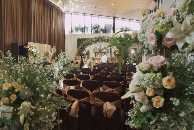 The Wedding Kevin & Itsna by AVIARY Bintaro - 002