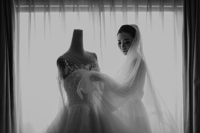 Quelene & Willy Wedding at Aryaduta Hotel Jakarta by Hotel Aryaduta Jakarta - 002