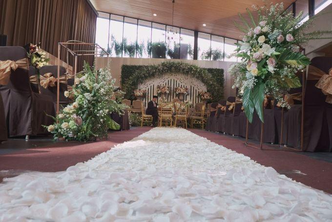 The Wedding Kevin & Itsna by AVIARY Bintaro - 003