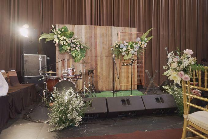 The Wedding Kevin & Itsna by AVIARY Bintaro - 004