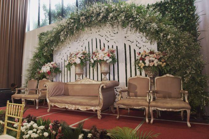 The Wedding Kevin & Itsna by AVIARY Bintaro - 005