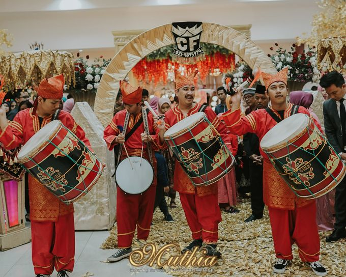 Wedding Of Tiari & Yoga by Muthia Catering - 018