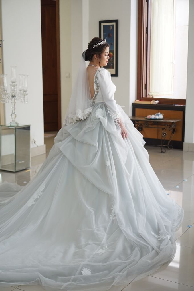 Gita Wedding by iLook ( Makeup & Couture ) - 016