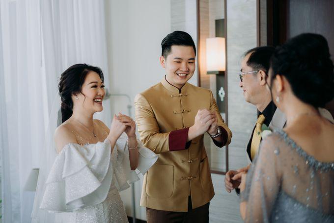 Bali Wedding of Dennis & Megan by Lentera Wedding - 029