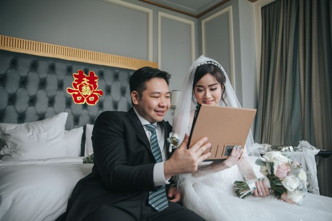 Evelyn & Jossy Wedding Preparation at Four Season Hotel by GoFotoVideo - 043
