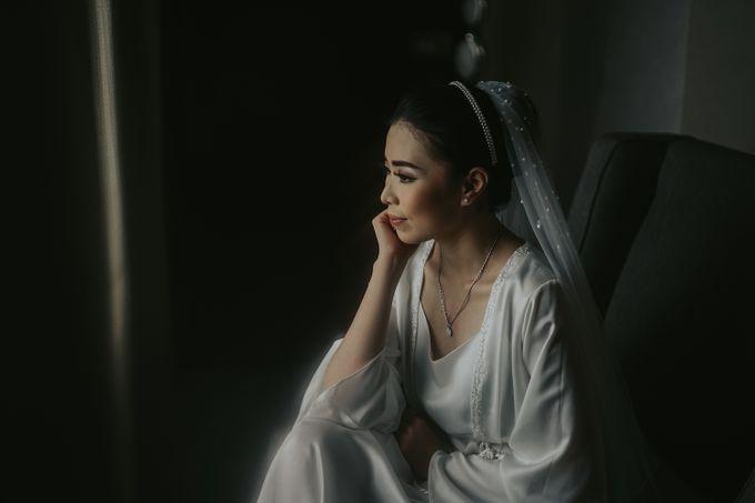 Quelene & Willy Wedding at Aryaduta Hotel Jakarta by Hotel Aryaduta Jakarta - 006