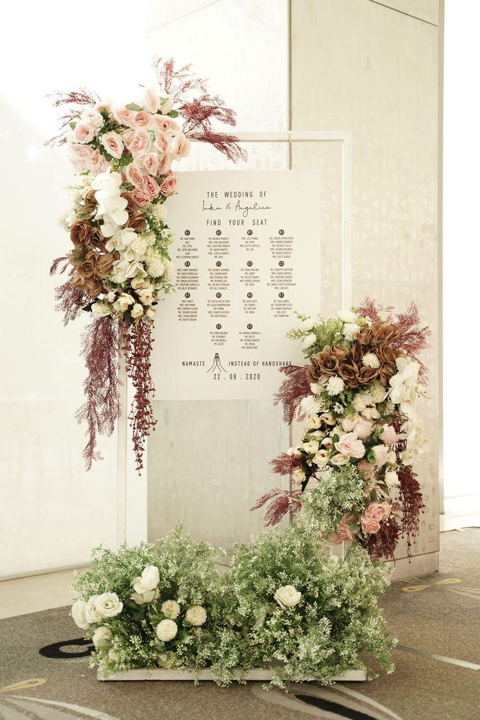 Indra  & Angel Wedding At Double Tree Hotel by Cerita Bahagia - 017