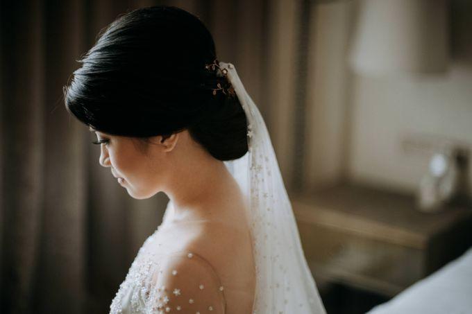 Raymond & Vanie Wedding Day by Keyva Photography - 016
