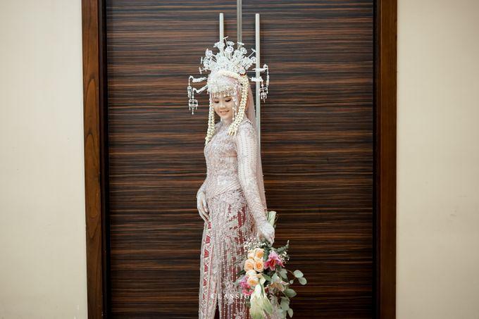 The Wedding of Nurul & Qodri at Horison Hotel by Decor Everywhere - 019