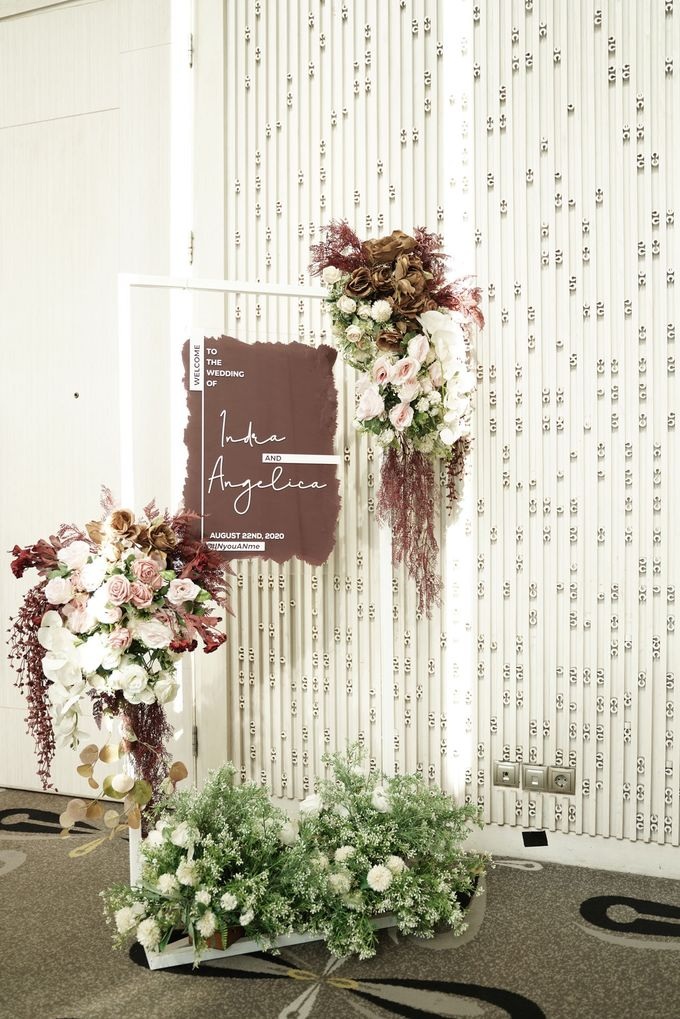 Indra  & Angel Wedding At Double Tree Hotel by Fiori.Co - 015
