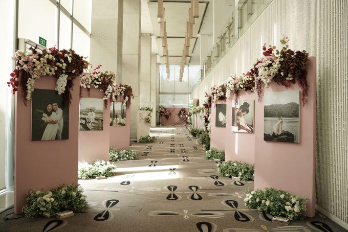Indra  & Angel Wedding At Double Tree Hotel by Cerita Bahagia - 010