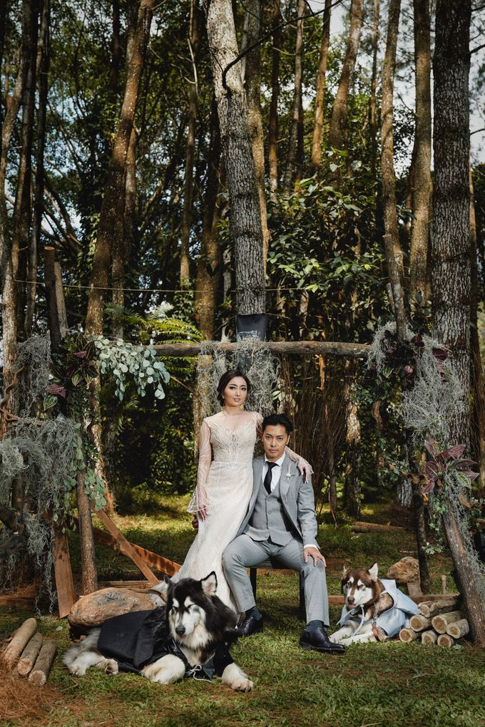 Joseph & Nadine Wedding by Pine Hill Cibodas - 011