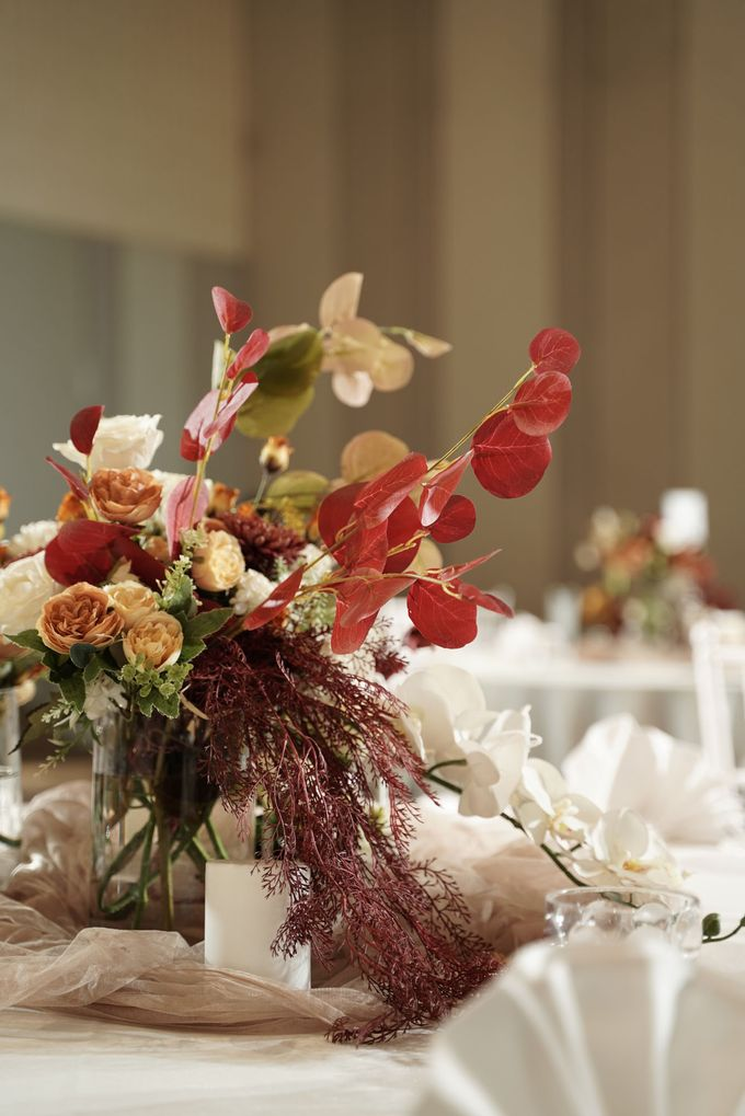 Indra  & Angel Wedding At Double Tree Hotel by Fiori.Co - 019