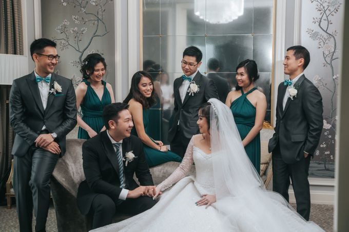 Evelyn & Jossy Wedding Preparation at Four Season Hotel by GoFotoVideo - 046