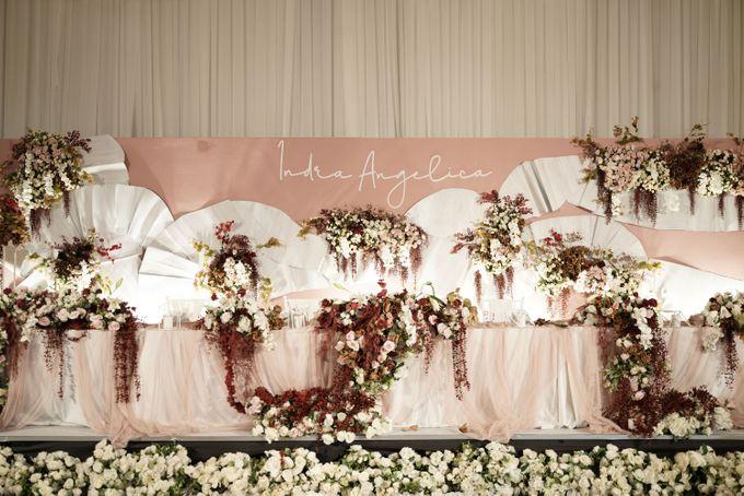 Indra  & Angel Wedding At Double Tree Hotel by Cerita Bahagia - 003