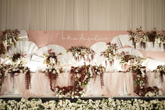 Indra  & Angel Wedding At Double Tree Hotel by Fiori.Co - 003