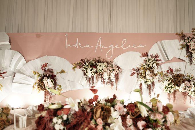 Indra  & Angel Wedding At Double Tree Hotel by Cerita Bahagia - 023
