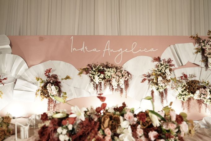 Indra  & Angel Wedding At Double Tree Hotel by Fiori.Co - 023