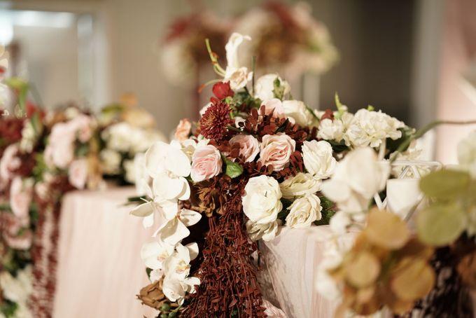 Indra  & Angel Wedding At Double Tree Hotel by Cerita Bahagia - 022