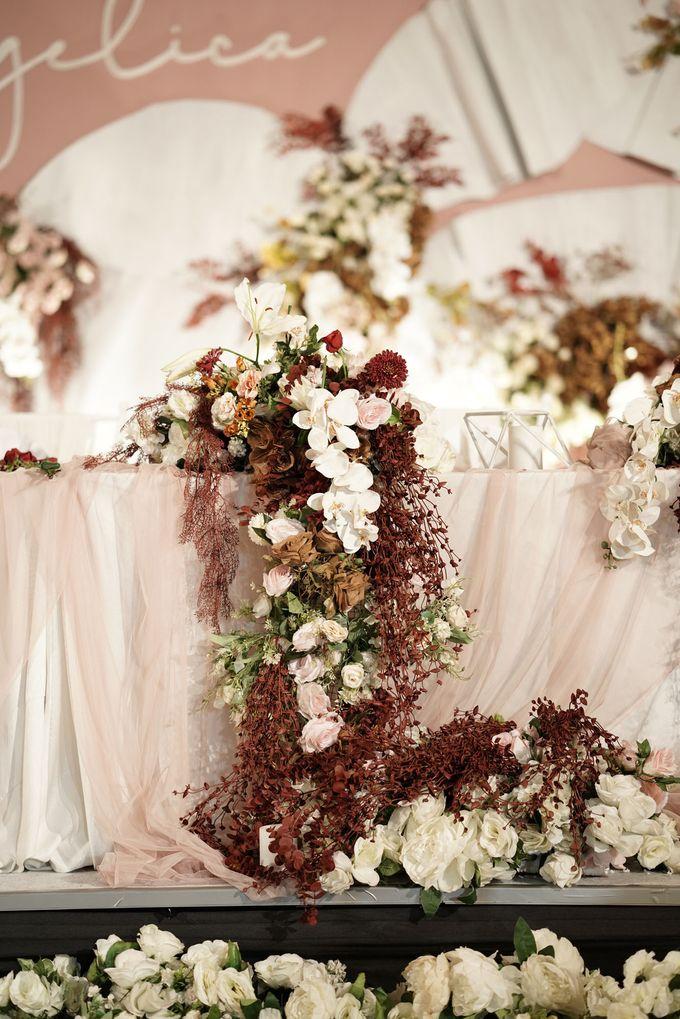 Indra  & Angel Wedding At Double Tree Hotel by Cerita Bahagia - 021