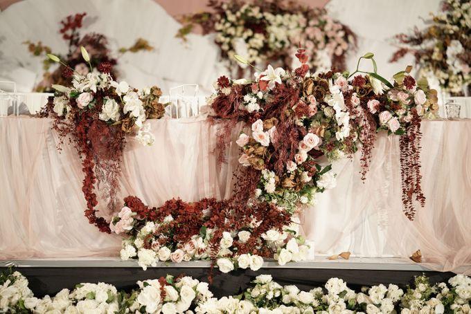 Indra  & Angel Wedding At Double Tree Hotel by Cerita Bahagia - 020