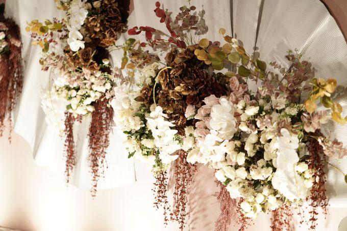 Indra  & Angel Wedding At Double Tree Hotel by Cerita Bahagia - 024