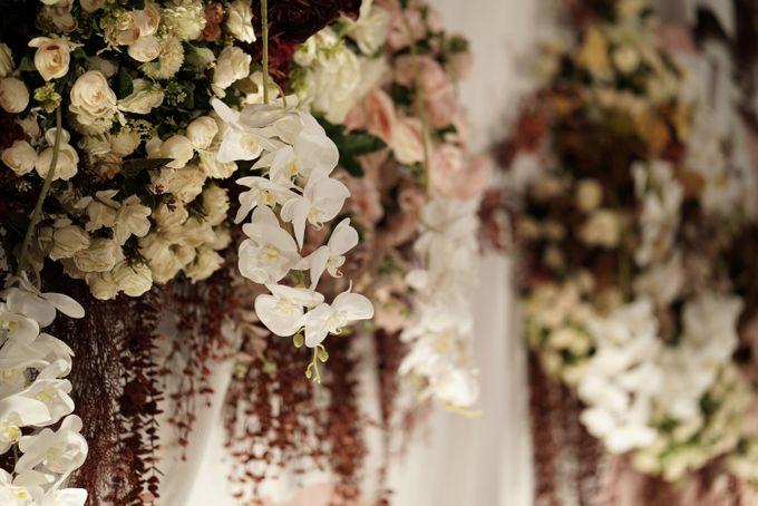 Indra  & Angel Wedding At Double Tree Hotel by Cerita Bahagia - 025