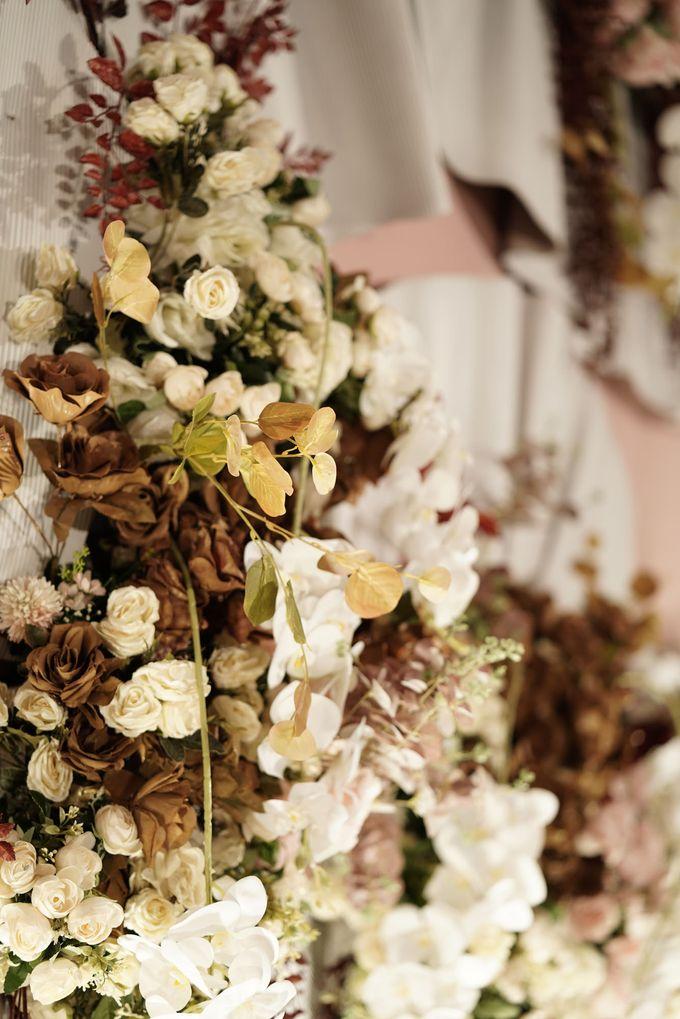 Indra  & Angel Wedding At Double Tree Hotel by Cerita Bahagia - 026