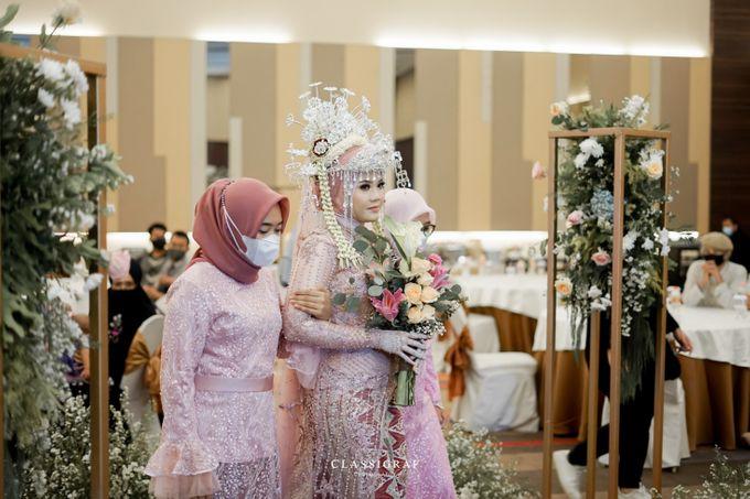 The Wedding of Nurul & Qodri at Horison Hotel by Decor Everywhere - 021