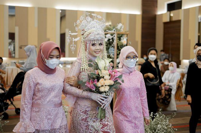 The Wedding of Nurul & Qodri at Horison Hotel by Decor Everywhere - 022