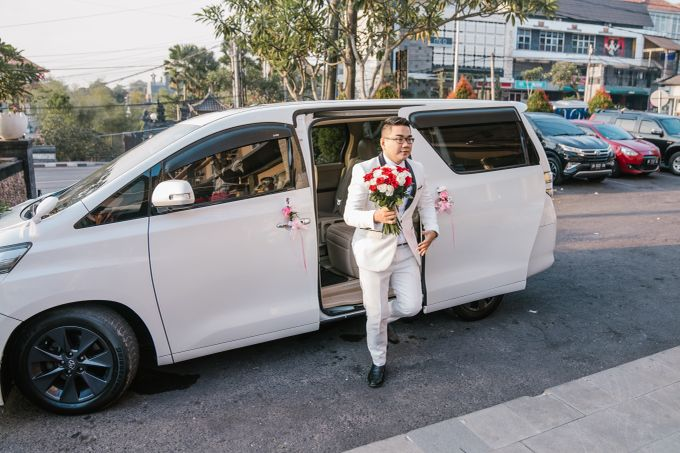 The Wedding of Hendri & Lucy by Miracle Wedding Bali - 009