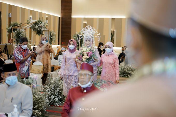 The Wedding of Nurul & Qodri at Horison Hotel by Decor Everywhere - 023
