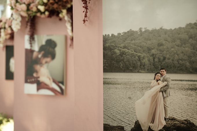 Indra  & Angel Wedding At Double Tree Hotel by Fiori.Co - 029