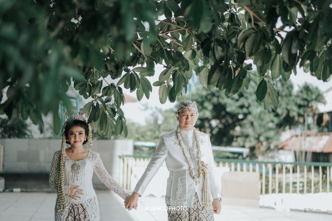 GEDUNG ANTAM WEDDING OF WINNIE & ANAS by alienco photography - 014