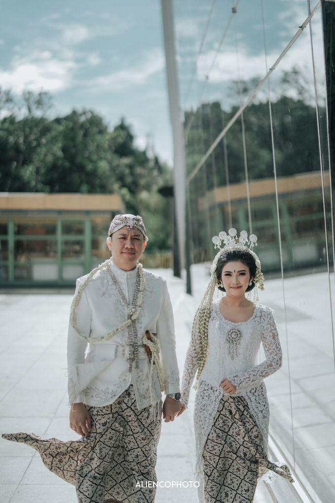 GEDUNG ANTAM WEDDING OF WINNIE & ANAS by alienco photography - 015