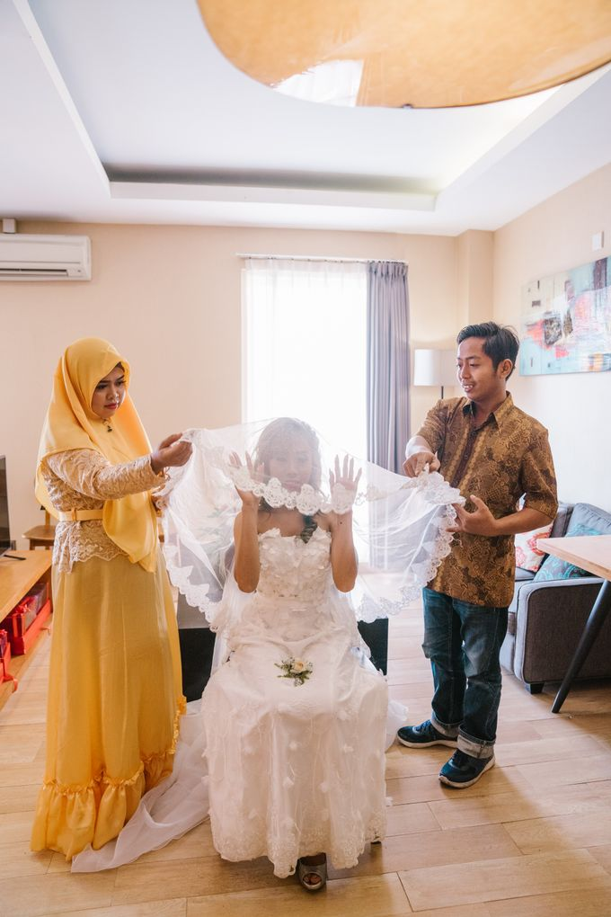 The Wedding of Hendri & Lucy by Miracle Wedding Bali - 020