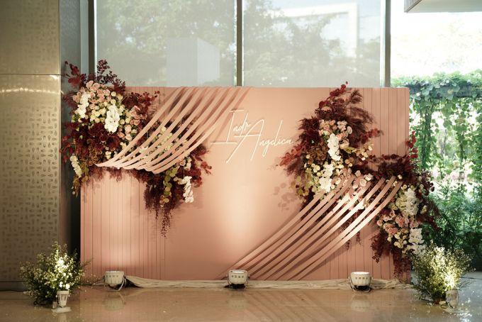 Indra  & Angel Wedding At Double Tree Hotel by Cerita Bahagia - 009