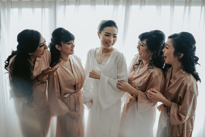 Quelene & Willy Wedding at Aryaduta Hotel Jakarta by Hotel Aryaduta Jakarta - 007