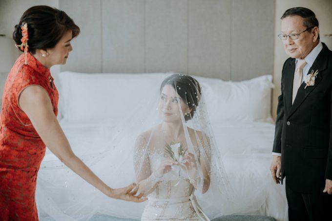 Raymond & Vanie Wedding Day by Keyva Photography - 018