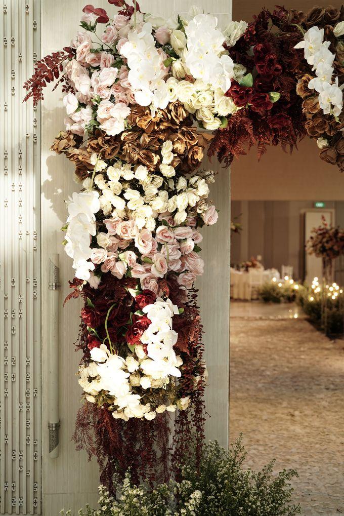 Indra  & Angel Wedding At Double Tree Hotel by Cerita Bahagia - 027