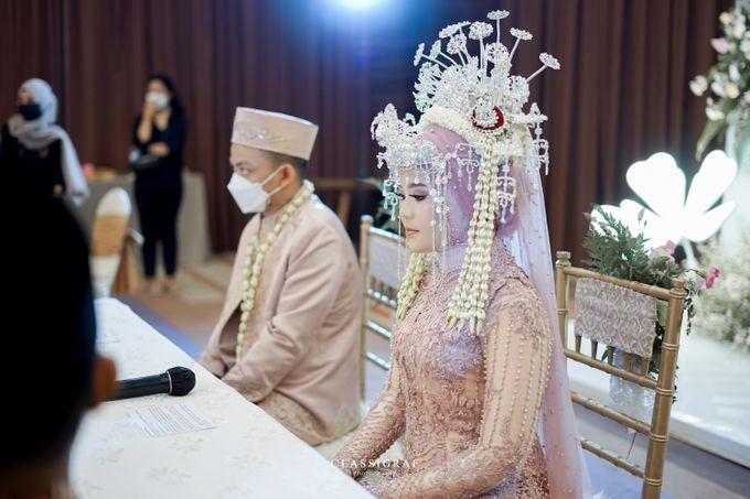 The Wedding of Nurul & Qodri at Horison Hotel by Decor Everywhere - 024